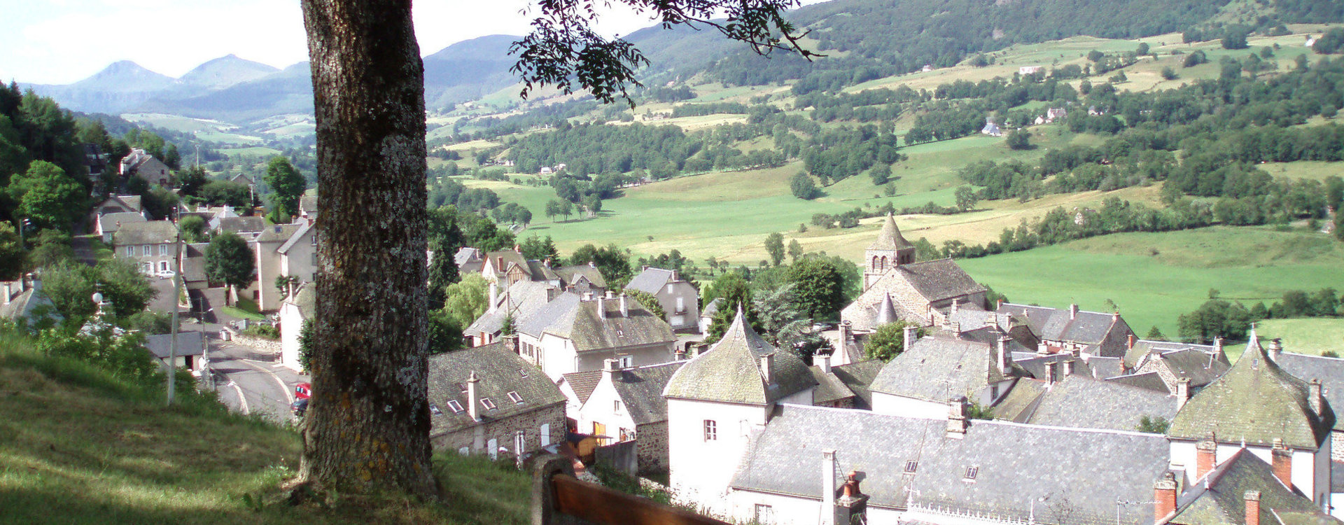 Commune de Cheylade Cantal